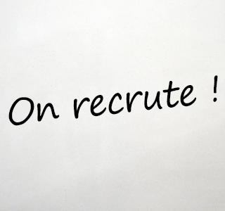 On recrute